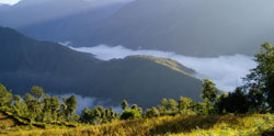 Nepal Mountain Trekking